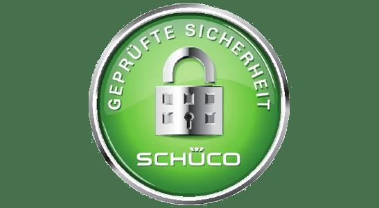 SCHÜCO-Sicherheit-Badge
